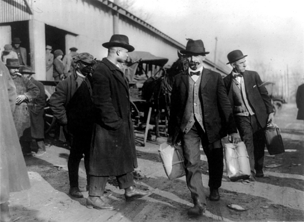 Prohibition, Two Men, Probably Print by Everett