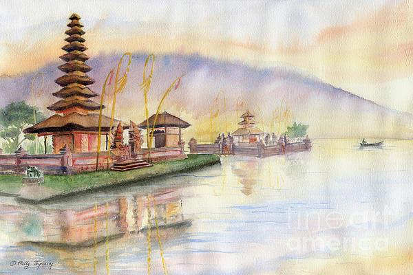 Melly Terpening - Pura Ulan Danu Bali