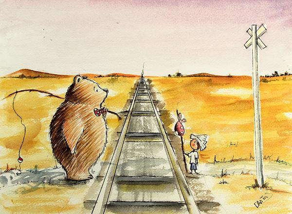 Dan Tavis - Railway Runaways