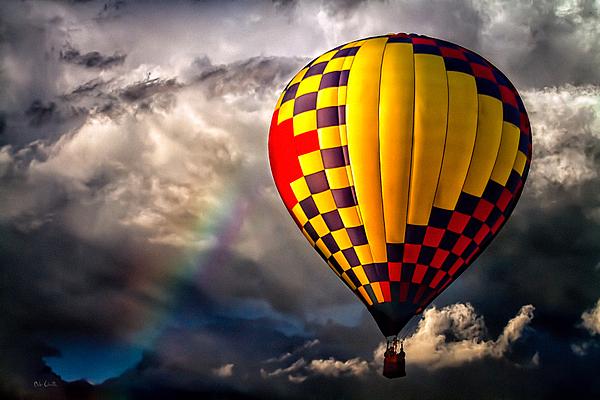 Bob Orsillo - Rainbow Sunset