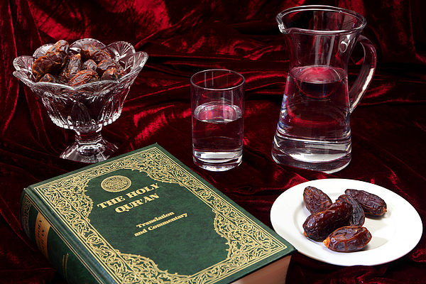 Ramadan Evening Print by Paul Cowan