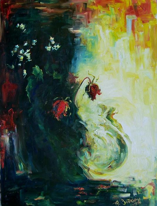 Anita Zotkina - Red Roses