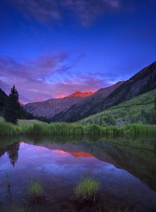 Noah Bryant - Redcloud Mountain