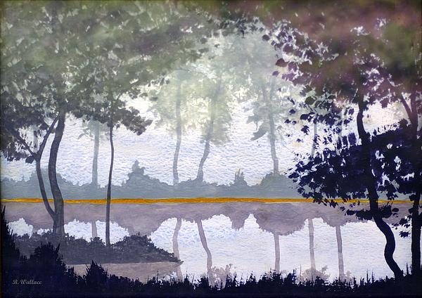 Brian Wallace - Reflections