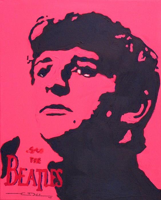 Ringo Print by Eric Dee