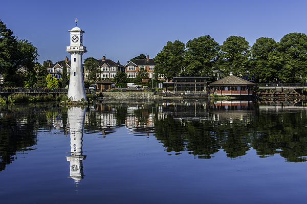 Steve Purnell - Roath Park Lake 1
