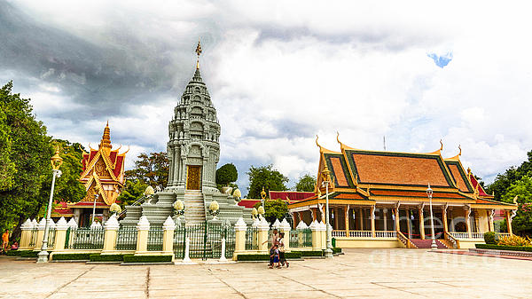 Rene Triay Photography - Royal Palace Phnom Penh Cambodia