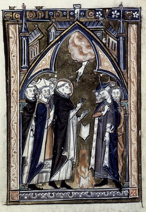 Saint Dominic Print by Granger