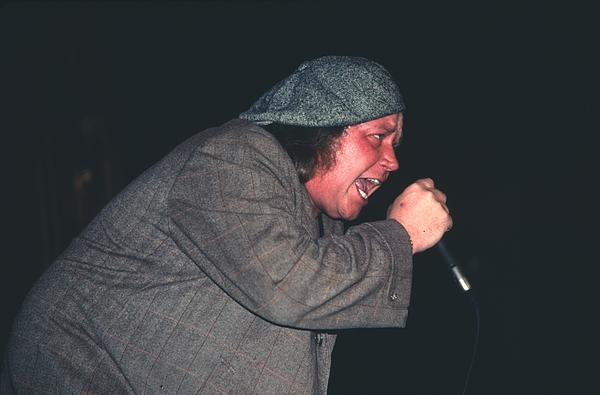 Sam Kinison Print by David Plastik
