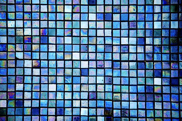 Sea Of Tiles Print by Brandon Tabiolo - Printscapes