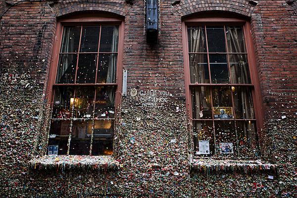 T D - Seattle Gum Wall