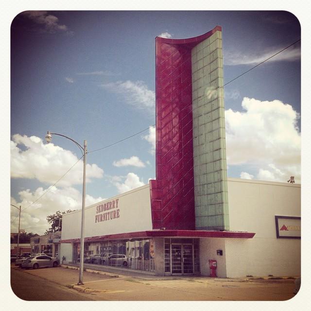 Sedberry Furniture Waco Texas By Alexis Fleisig