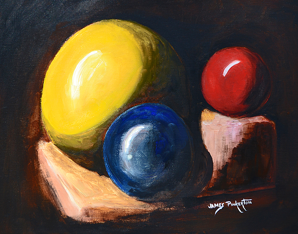 James Pinkerton - Shadow Spheres