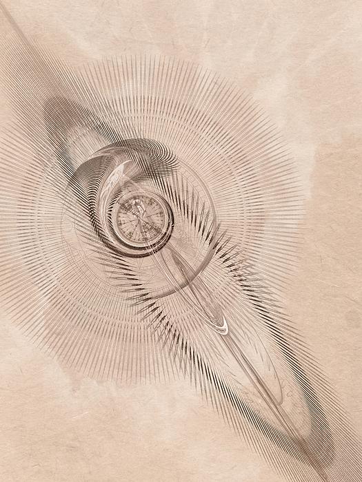 Sigil Print by John Edwards