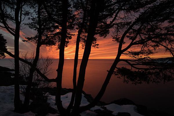 James Merecki - ...Silhouette Sunrise...