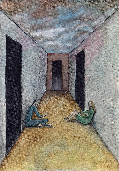 Smallway Print by Roy Guzman