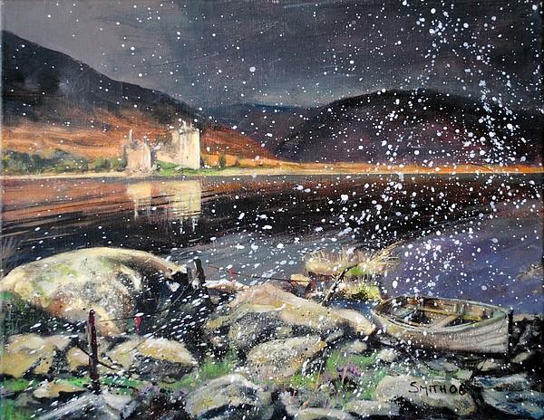 Tom Smith - Snow flurries