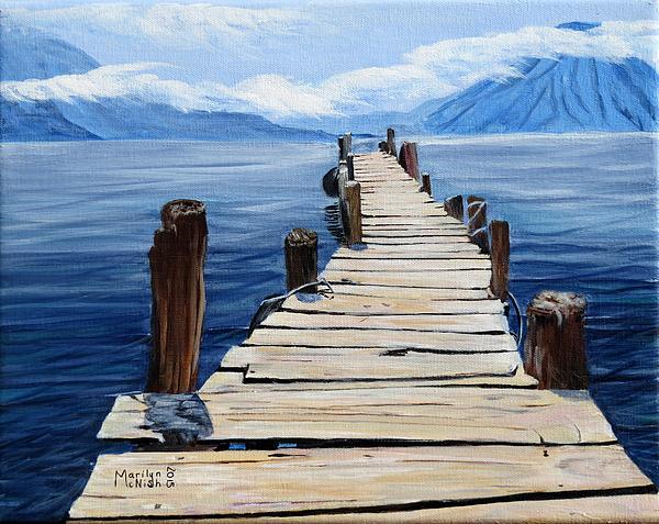 Marilyn  McNish - Crooked Dock