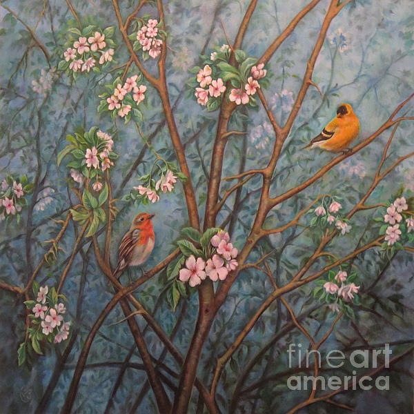 Farideh Haghshenas - Spring