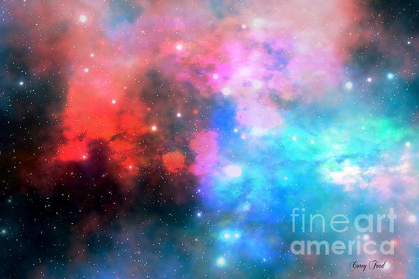 Stellar Relic Print by Corey Ford