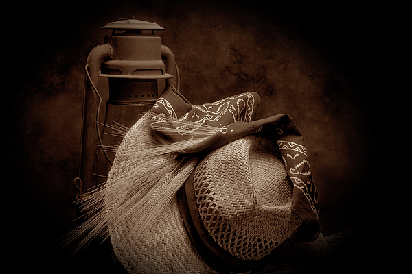 Still Life With Wheat II Print by Tom Mc Nemar