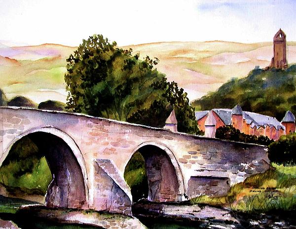 Marti Green - Stirling Bridge