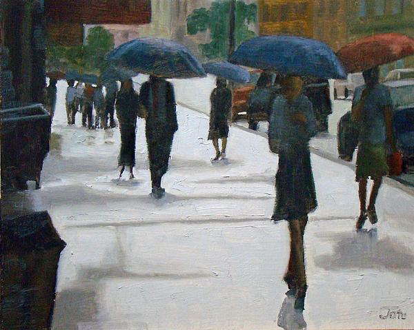 Tate Hamilton - Storm day