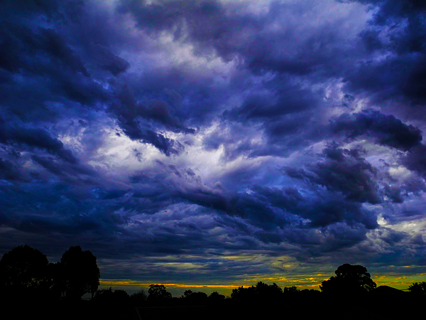 Mark Blauhoefer - Storm Winds