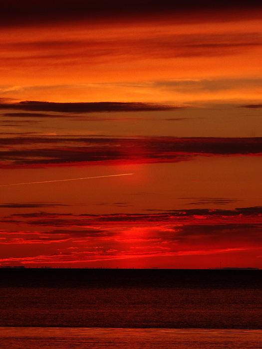 David T Wilkinson - Sunset Abstract 2