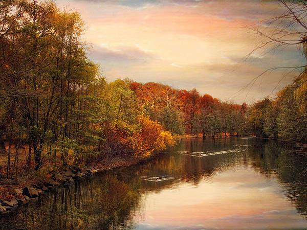 Jessica Jenney - Sunset Pond
