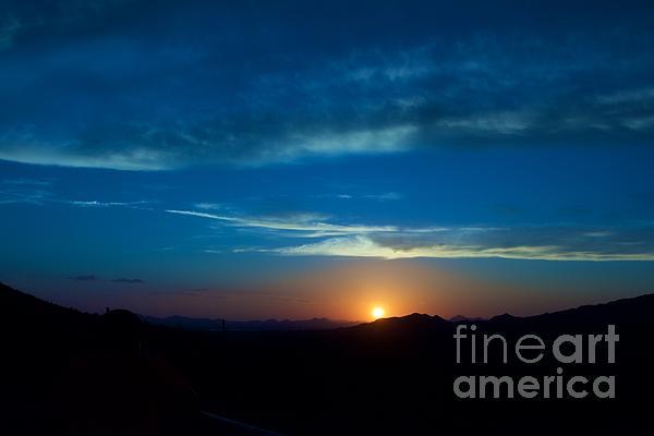 Berta Keeney - Sunset Smile