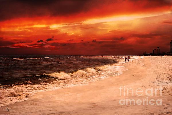 Mechala  Matthews - Sunset Walk