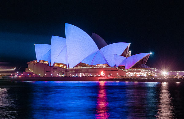 Michael Price - Sydney Opera House VIVID