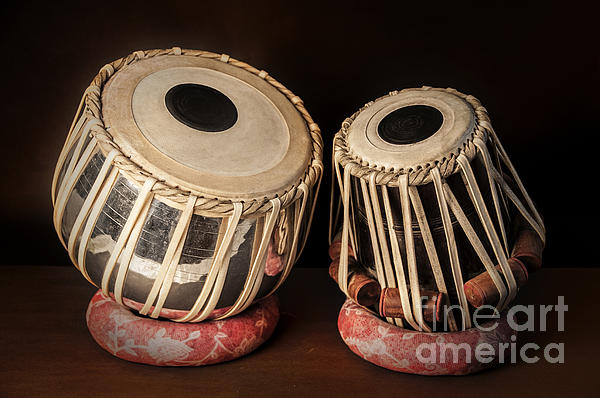 Tabla Musical Instrument by Charuhas Images Tabla Instrument