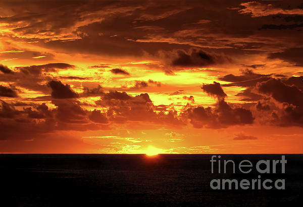 Sue Melvin - Tahitian Sunset