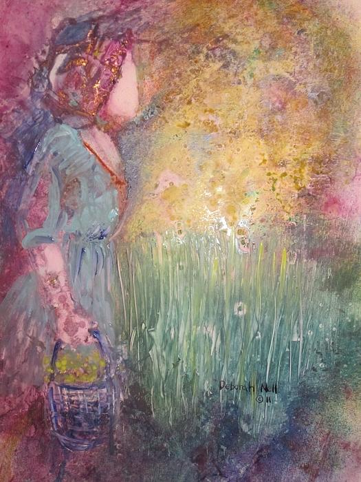 The Harvest Print by Deborah Nell