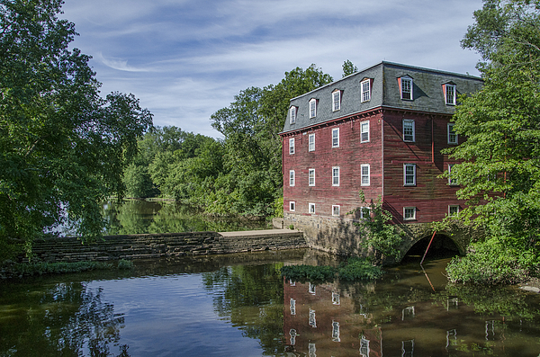 Bill Cannon - The Mill at Kingston New Jersey