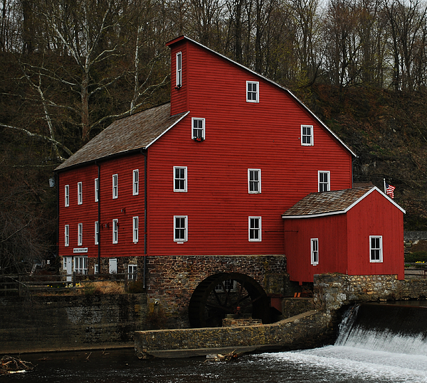Lori Tambakis - The Old Mill in Clinton NJ