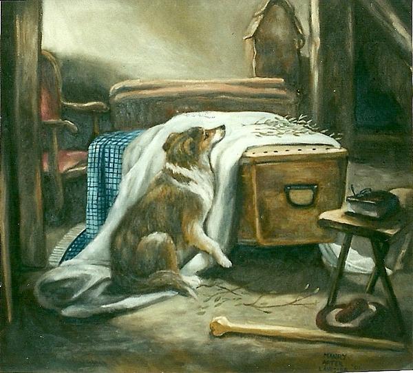 Douglas Manry - The Old Shepherd
