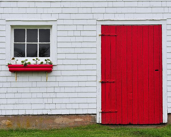 Tony Beck - The Red Door