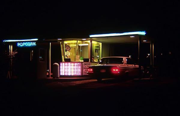 The Roosevelt Drive Inn Print by Corky Willis Atlanta Photography