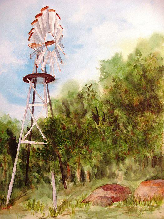 Vicki  Housel - The Windmill