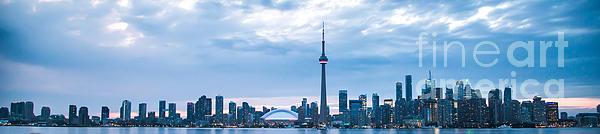 Olga Photography - Toronto Skyline Panorama1