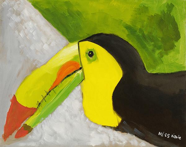 Toucan Print by Katie OBrien - Printscapes