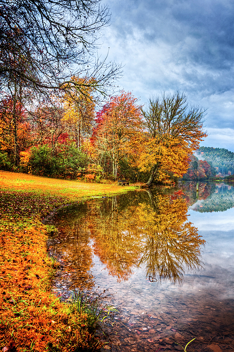 Debra and Dave Vanderlaan - Touch of Autumn