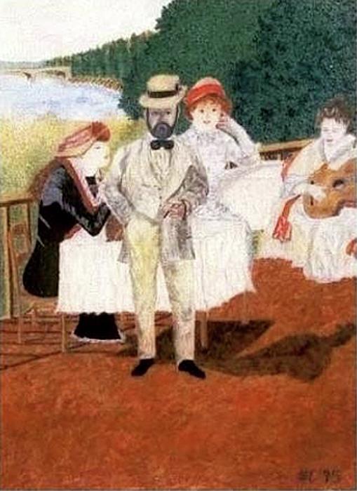 Vincent Consiglio - Tribute to Renoir