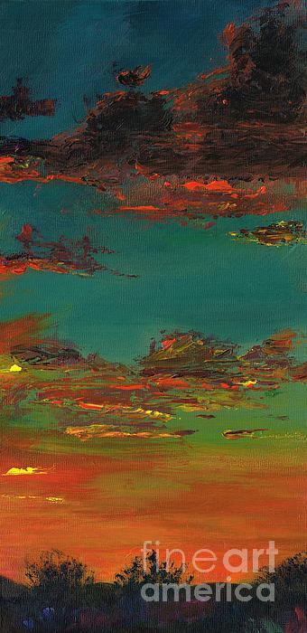 Frances Marino - Triptych 3