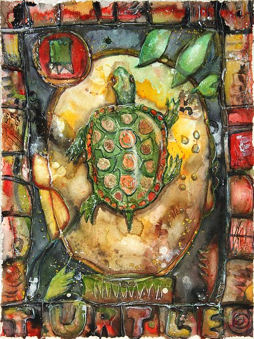Patricia Allingham Carlson - Turtle