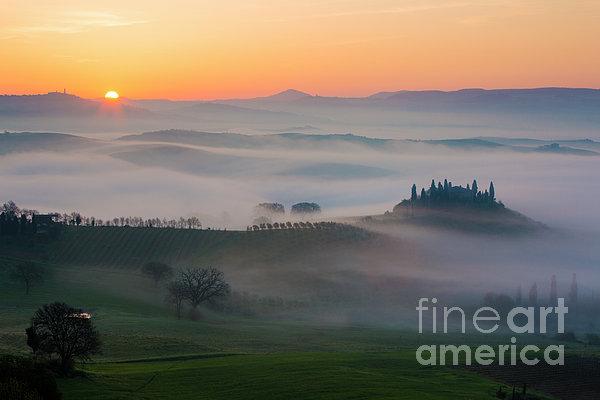 Brian Jannsen - Tuscan Sunrise