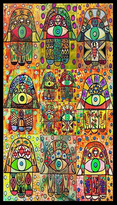 Sandra Silberzweig Artist Website